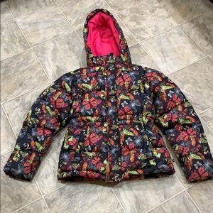 Girls Vertical 9 Winter Coat